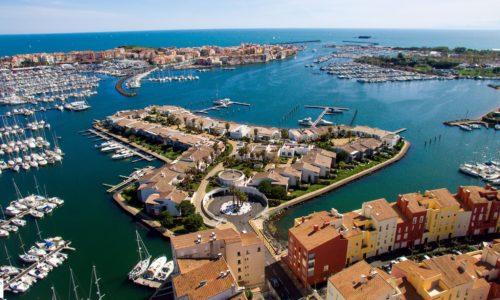 Ile des Marinas - Cap Agde
