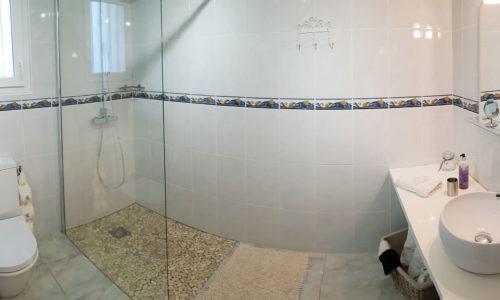 Chambre Géraldine - Salle de bain